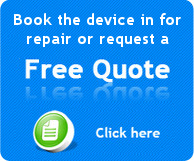 Book the device in for repair or request a Free Quote for your satnav repair
