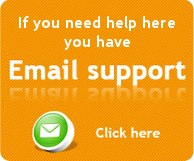 If you need help, here you can access Email Support